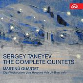 Play & Download Taneyev:  The Complete Quintets by Various Artists | Napster