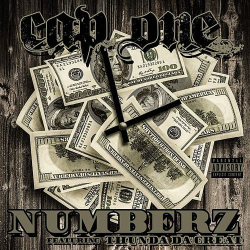 Play & Download Numberz (feat. Thunda Da Great) - Single by Cap.One | Napster