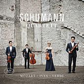 Play & Download Mozart, Ives & Verdi: String Quartets by Schumann Quartett | Napster