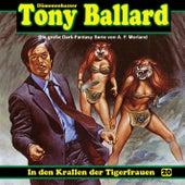 Folge 20: In den Krallen der Tigerfrauen von Tony Ballard