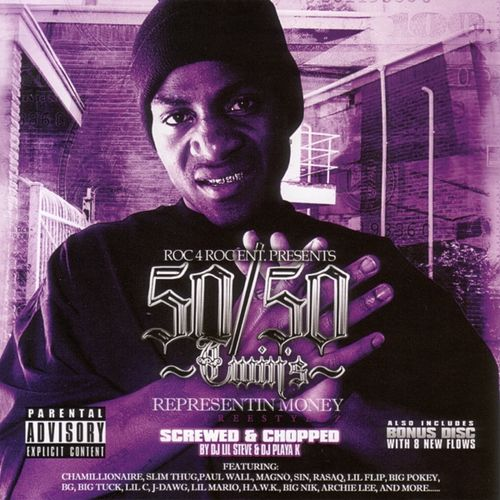 Play & Download Representin Money Chopped And Screwed by Various Artists | Napster