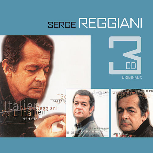 Play & Download 3 CD Volume 2 by Serge Reggiani | Napster