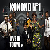 Play & Download Live In Tokyo Ep by Konono No. 1 | Napster