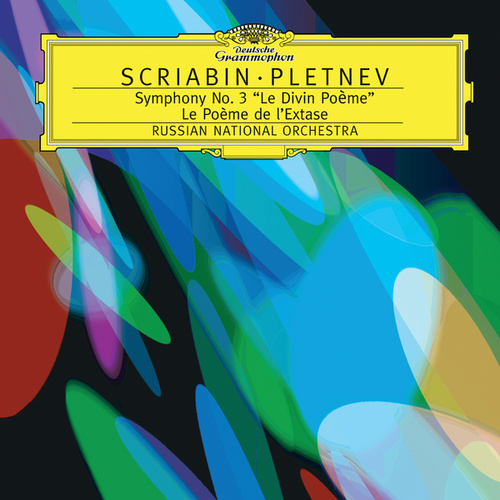Scriabin: Symphony No.3 In C Minor, Op.43 'Le Poème Divin'; Le Poème de l'Extase, Op.54 by Russian National Orchestra