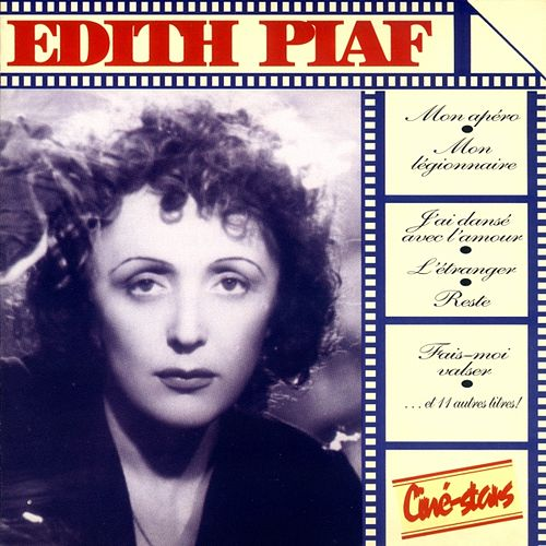 Ciné-stars by Edith Piaf