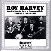 Roy Harvey Vol. 3 (1929-1930) by Various Artists