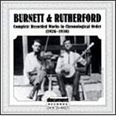 Burnett & Rutherford (1926-1930) by Burnett and Rutherford