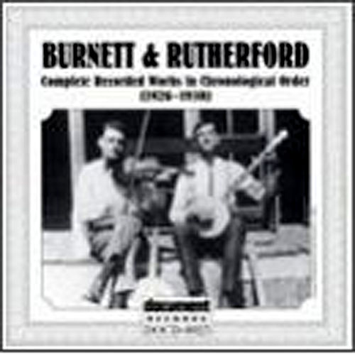 Play & Download Burnett & Rutherford (1926-1930) by Burnett and Rutherford | Napster