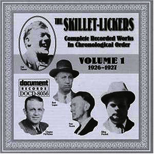 Volume 1 -- 1926-1927 by The Skillet Lickers