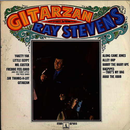 Play & Download Gitarzan by Ray Stevens | Napster
