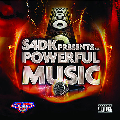 Powerful Music by Various Artists