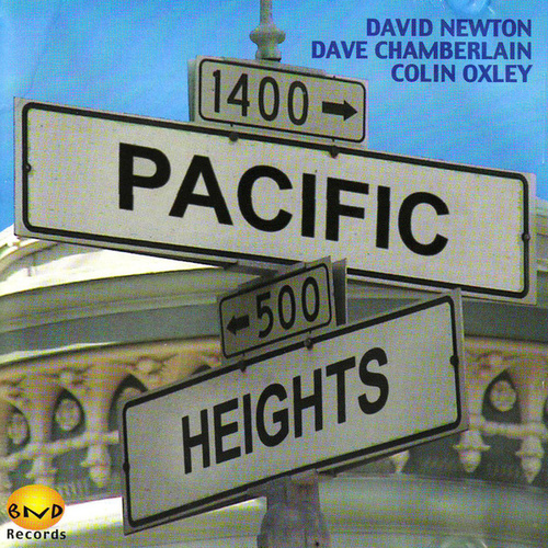 Pacific Heights by David Newton