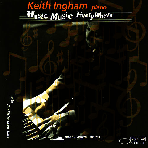 Play & Download Music, Music Everywhere by Keith Ingham | Napster