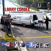 Murder on Music Row by Larry Cordle