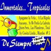 Inmortales... Tropicales de Siempre by Various Artists