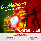 Play & Download Os Melhores da Musica Popular, Vol. 4 by Various Artists | Napster