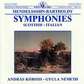 Mendelssohn: Symphonies Nos. 3 and 4 by Various Artists