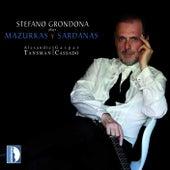 Play & Download Alexandre Tansman, Gaspar Cassadó: Stefano Grondona Plays Mazurkas y Sardanas by Stefano Grondona | Napster