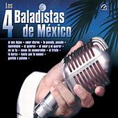 Los 4 Baladistas de Mexico de Various Artists
