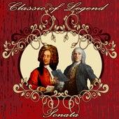 T. Albinoni: Adagio, Concerto No. 7, Symphony No. 5 - A. Corelli: Concerto No. 5, Concerto No. 9 - D. Scarlatti: Sonatas von Orquesta Filarmónica Peralada