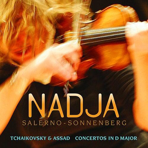 Concertos In D Major by Nadja Salerno-Sonnenberg