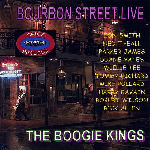 Play & Download Bourbon Street Live by The Boogie Kings | Napster