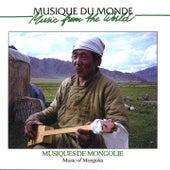 Musiques De Mongolie by BUDA - Musiques de Mongolia