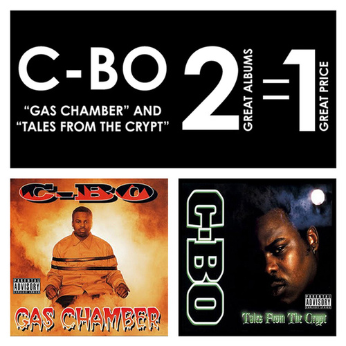 Gas Chamber / Tales From The Crypt by C-BO