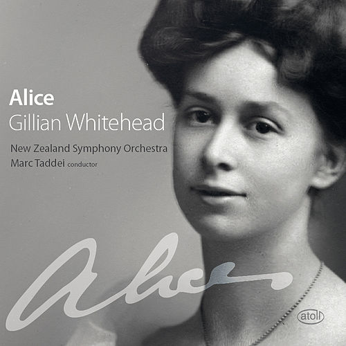 Alice: Jullian Whitehead by New Zealand Symphony Orchestra