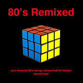 80's Remixed by Various Artists