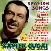 Spanish Songs by Xavier Cugat