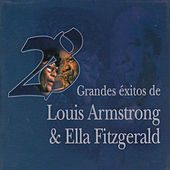 Play & Download 28 Grandes Éxitos de Louis Armstrong & Ella Fitzgerald by Ella Fitzgerald | Napster