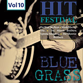 Blue Grass, Vol. 10 von Various Artists