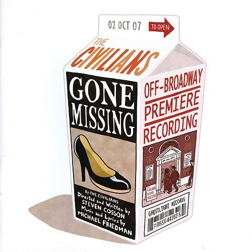 Play & Download Gone Missing by The Civilians | Napster