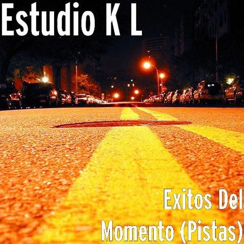Play & Download Exitos Del Momento (Pistas) by Estudio K L | Napster