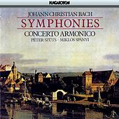Play & Download Johann Christian Bach: Symphonies by Miklos Spanyi | Napster