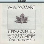 Play & Download Mozart: String Quintets Nos. 5 & 6 by Denes Koromzay | Napster