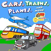 Play & Download Cars, Trains, Planes and More! by Mr. Ray | Napster