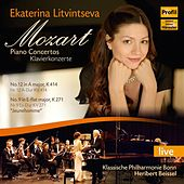 Play & Download Mozart: Piano Concertos (Live) by Ekaterina Litvintseva | Napster