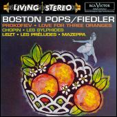 Play & Download Prokofiev, Chopin, And Liszt by Arthur Fiedler | Napster