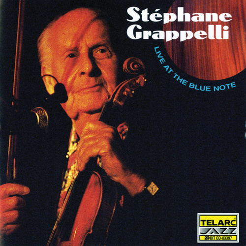 Live at the Blue Note by Stephane Grappelli