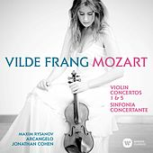 Play & Download Mozart: Violin Concertos Nos 1, 5 & Sinfonia concertante by Vilde Frang | Napster