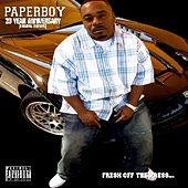 Fresh off the Press by Paperboy