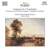 Play & Download Symphony No. 2 Cambridge / Overture by Hubert  Parry | Napster