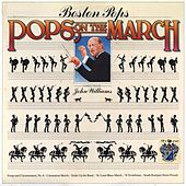 Pops On the March von Boston Pops