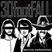 Jesus, Elvis, and Richard Petty by 30footFALL