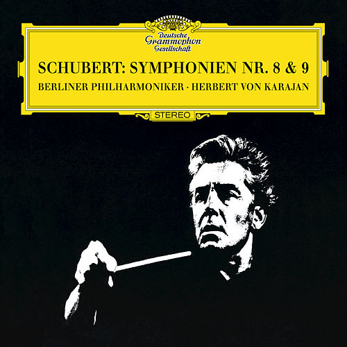 Schubert: Symphonies Nos.8 'Unfinished' & 9 'The Great' by Berliner Philharmoniker