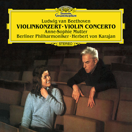 Beethoven: Violin Concerto Op.61 by Anne-Sophie Mutter