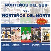 Play & Download Norteños del Sur vs. Norteños del Norte by Various Artists | Napster