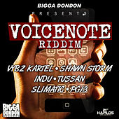 Play & Download Voicenote Riddim by Various Artists | Napster